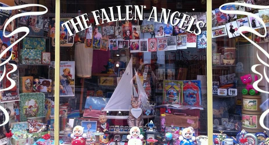 The fallen angels, leuke vintage adresjes in Gent | Mooistestedentrips.nl