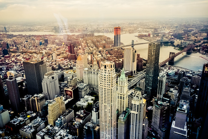Walk In New York - NYC 2017 - One World Trade Center Observatory 05