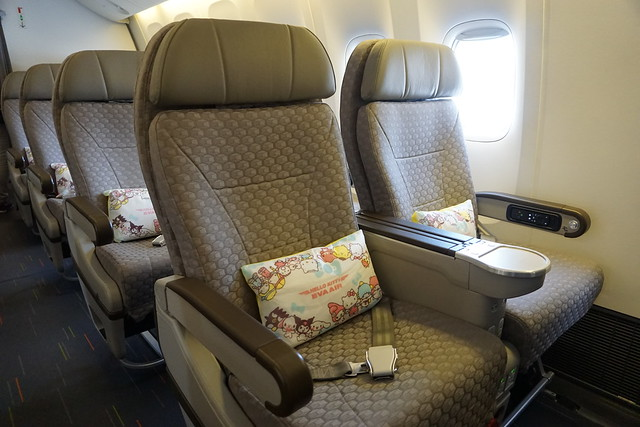 Sanrio-themed Plane