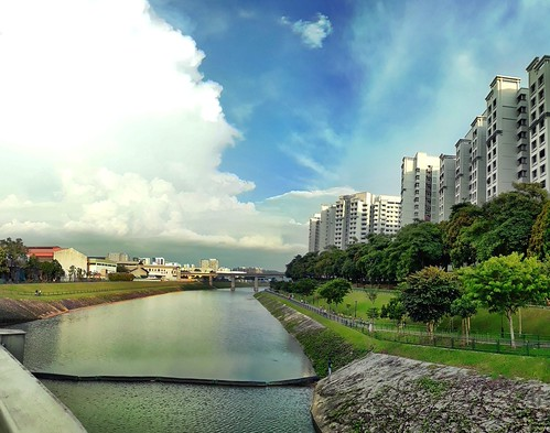 singapore pangsuaparkconnector ilovephotography goodday clouds sky instasg photooftheday