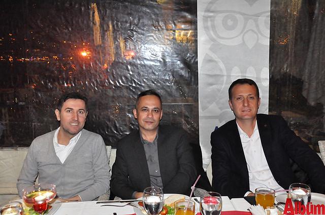Mehmet Türkkuşu, Mücahit İnan, İsmail Özkan