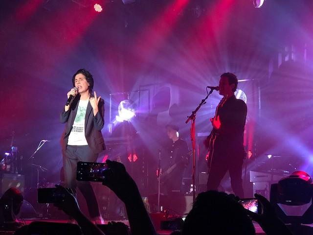 Texas en concierto en Razzmatazz (Noviembre 2017)