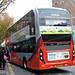 Nottingham City Transport 411 Rear - YP17 UGC (Scania N280UD CNG/Alexander Dennis Enviro 400 City)