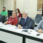 sex, 01/12/2017 - 09:49 - Audiência pública para discutir as ações da prefeitura para a mudança no tráfego de caminhões do Anel Rodoviário Celso Mello Azevedo