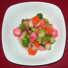 Giardiniera (Pickled Salad)