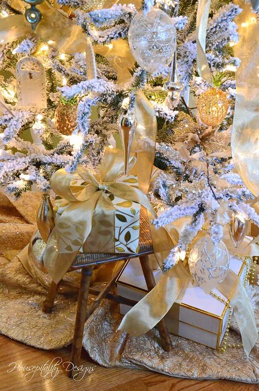 Flocked Tree-Housepitality Designs-3
