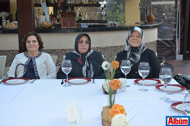 Mürüvet Özdemir, Mahire Erkul Kule, Nezihe Akman Akay