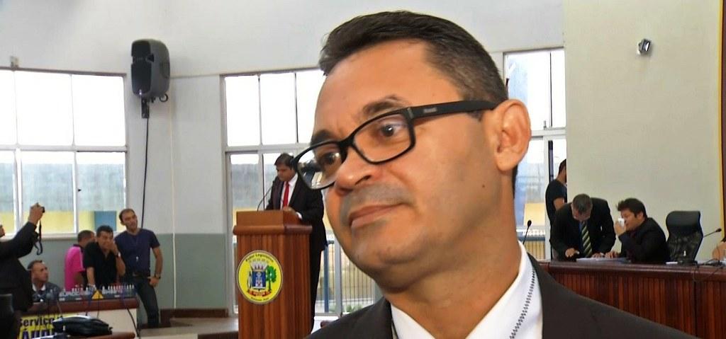 Efeito Perfuga: Reginaldo Campos deve renunciar ao cargo de vereador nesta 2ª, Reginaldo Campos