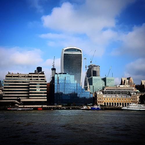 Londra: la city
