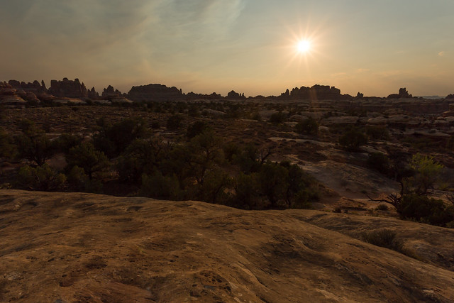 Late Afternoon in Canyonlands
