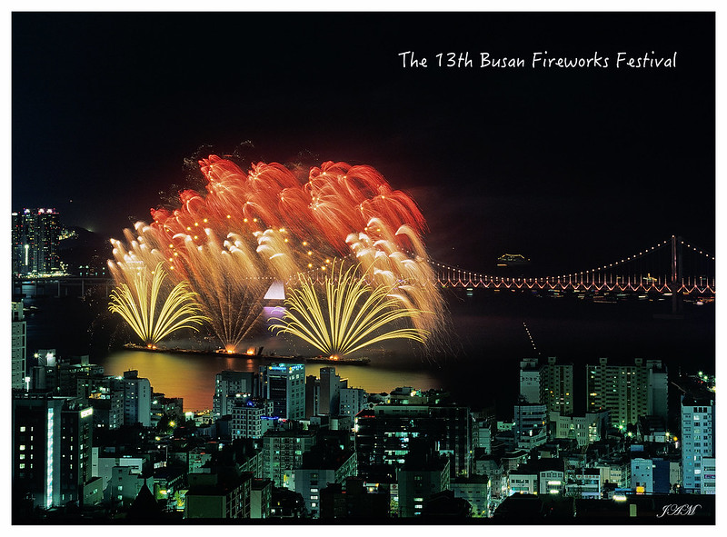 The 13th Busan Fireworks Festival