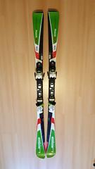 Sjezdové lyže - titulní fotka