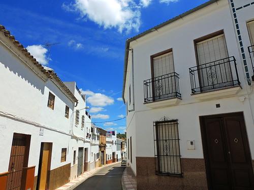 <Calle Calzada> El Saucejo (Sevilla)