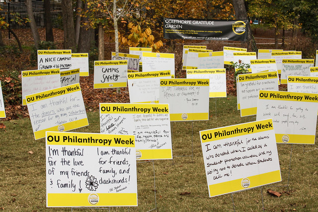 Philanthropy Week 2017