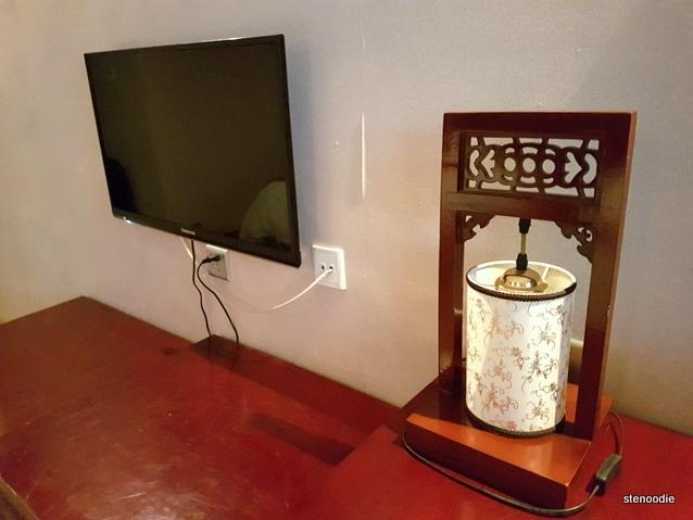 Fengting International Hotel room amenities