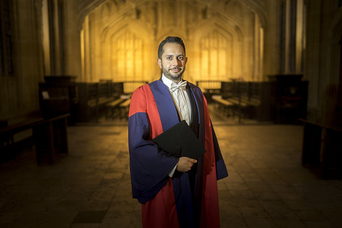 Portrait of an Oxford Graduate
