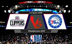 L.A. Clippers-Philadelphia Sixers Nov 13 2017