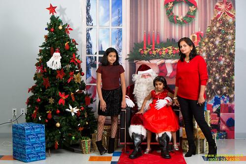Santa at Teecs-54