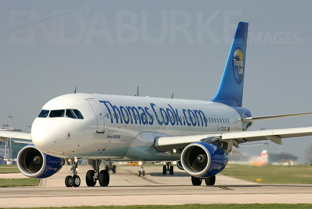 Thomas Cook Airlines G-TCKE 19-3-2005