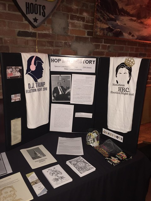 Hop Into History!:Election Day @ Hoots Roller Bar