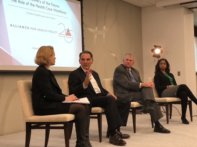 Alliance Summit on the Future of the Health Care Workdforce