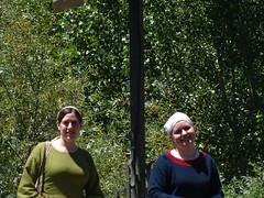 Medieval ladies in Alet les Bains  (13)