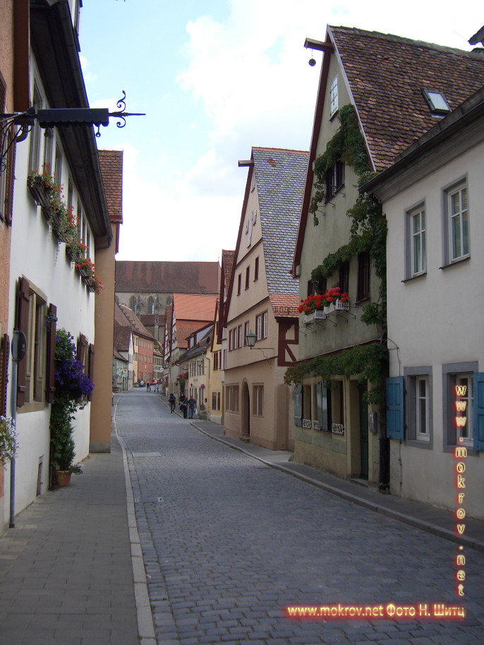Ротенбург и фотограф