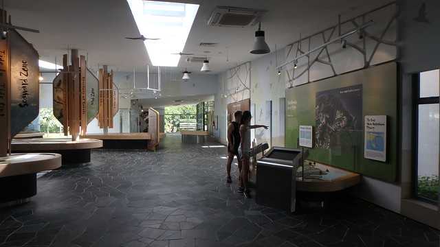 Sungei Buloh Wetland Reserve Mangrove Gallery