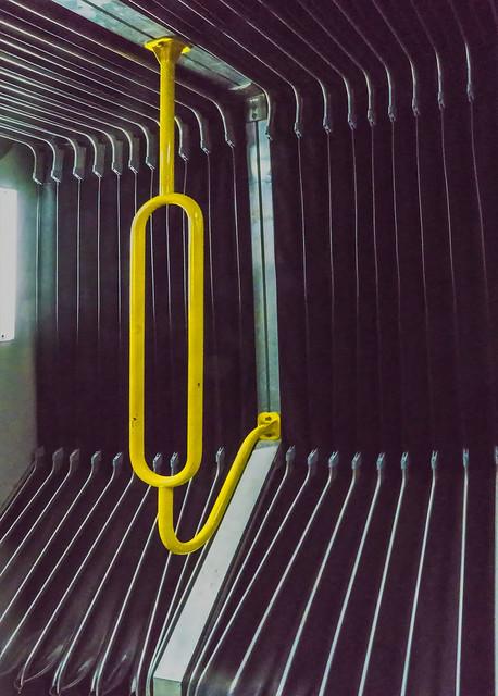 Interior Design On Moving Bus