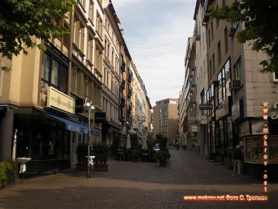 Исторический центр Города Франкфурт на Майне фото достопримечательностей