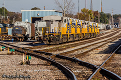 CREX 1508 | GE ES44AC | CSX Leewood Yard