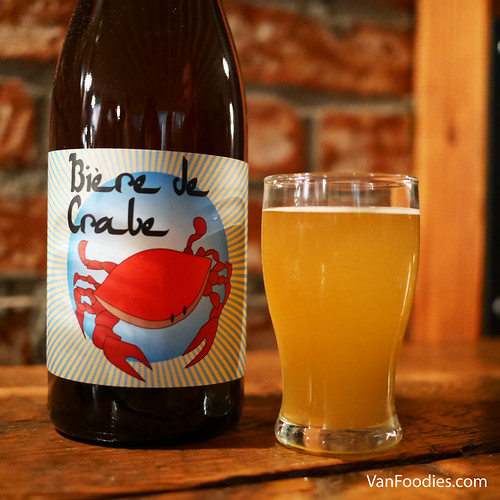 Twin Sails Beer Biere de Crabe
