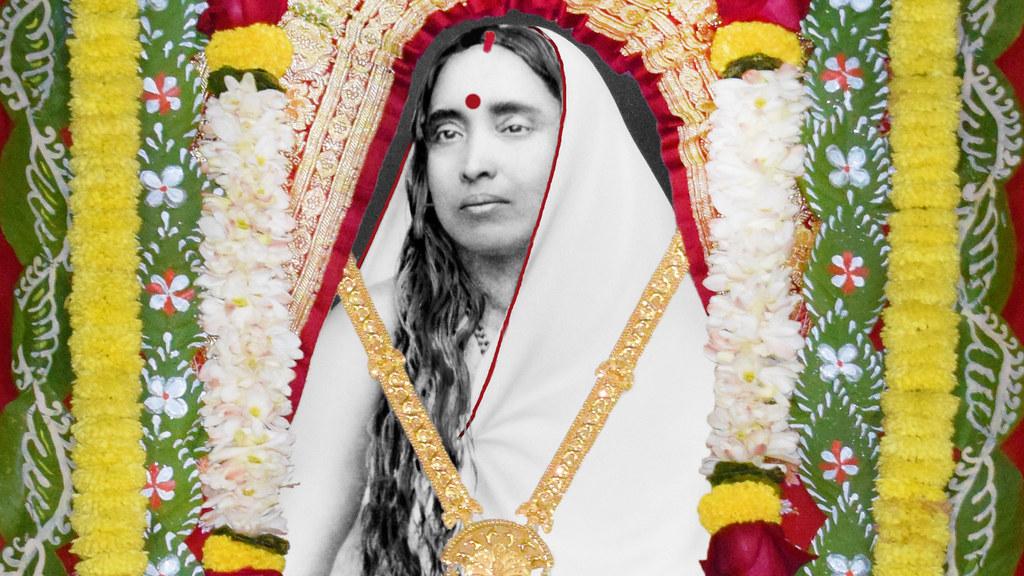 Image result for holy mother sri sarada devi