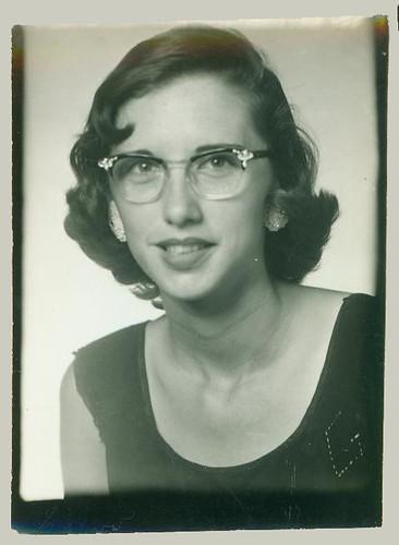 Photoboth young woman