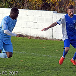 Barking FC v Romford FC - Saturday November 25th 2017