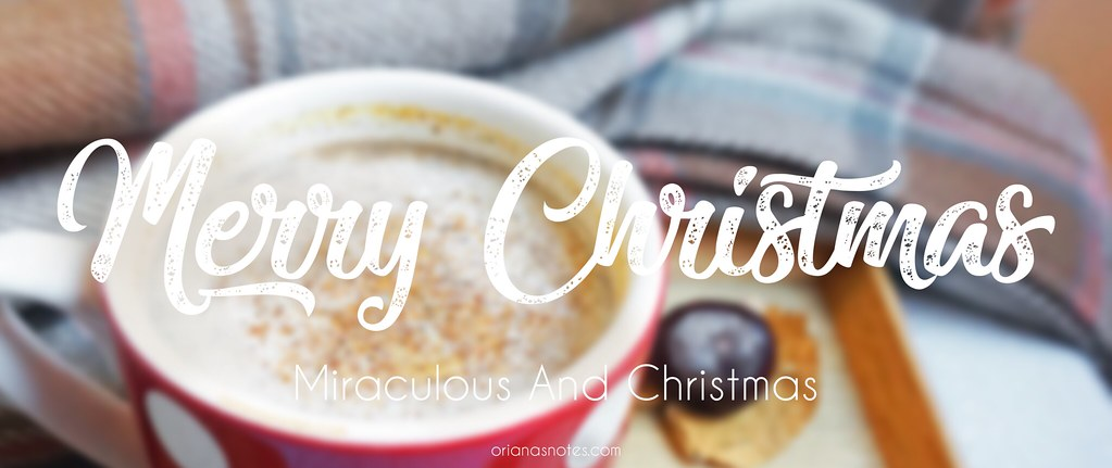 miraculous and christmas
