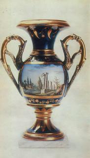 ваза декоративна