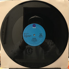CYBOTRON:CLEAR(RECORD SIDE-B)