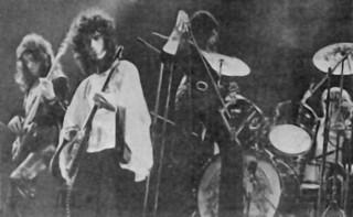 Queen live @ Frankfurt - 1974