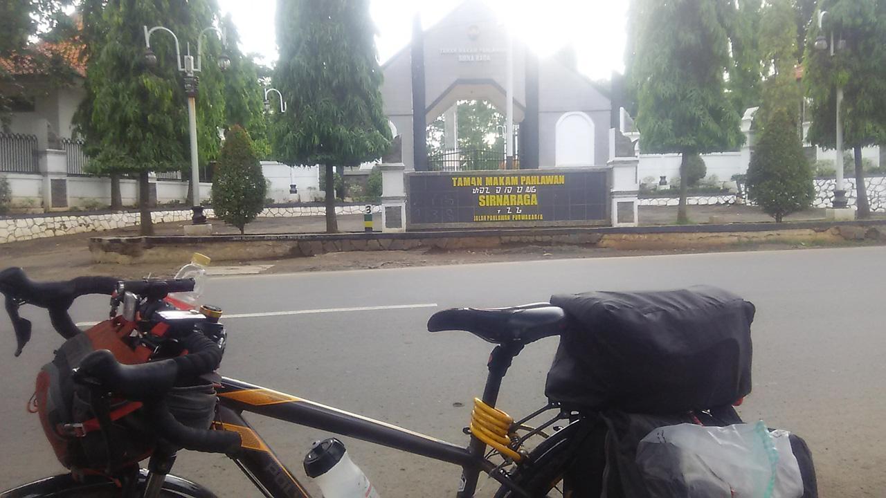 Taman Makam Pahlawan Sirnaraga