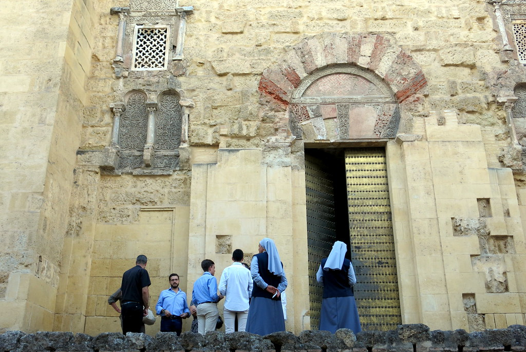 En la Mezquita Catedral de Córdoba: capilla del Sacramento para misas de cumplido