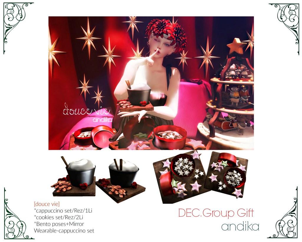 andika Dec.GG[douce vie]AD - TeleportHub.com Live!