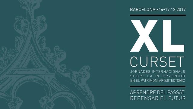 XL curset patrimoni_barcelona_intervemcion arquitectura_vía programa congreso