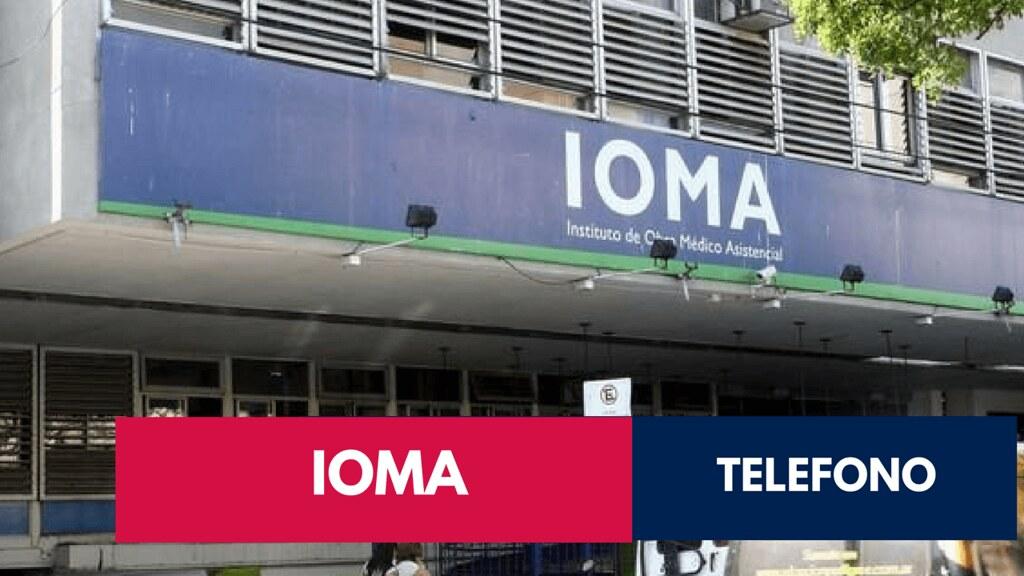 Teléfono Ioma