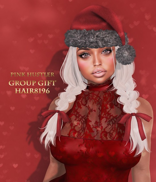 GROUP GIFT ❄ HAIR8196