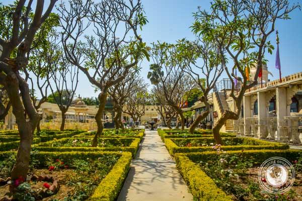 Jagmandir Island Palace Udaipur India