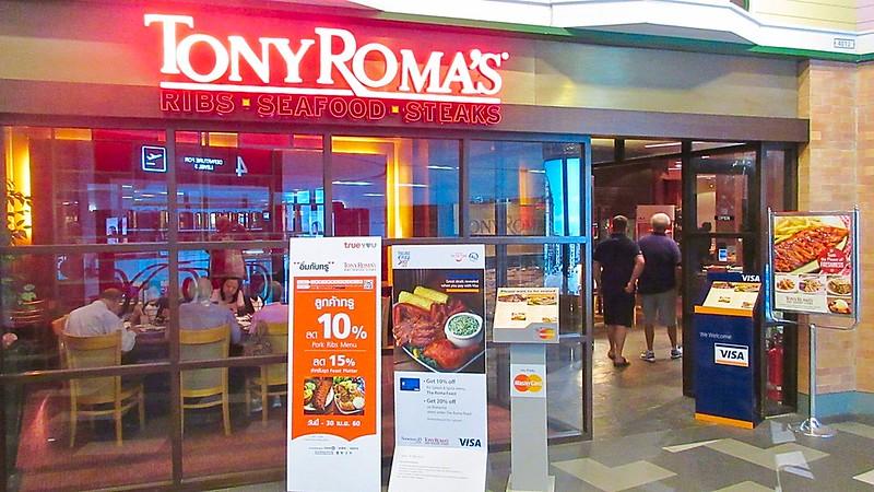 Terminal 21 Bangkok food