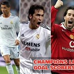 Who are the Top Goal Scorers of the Champions League?