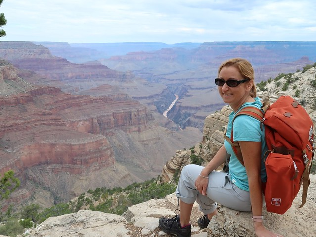 Grand Canyon blog voyage USA Audreycuisine