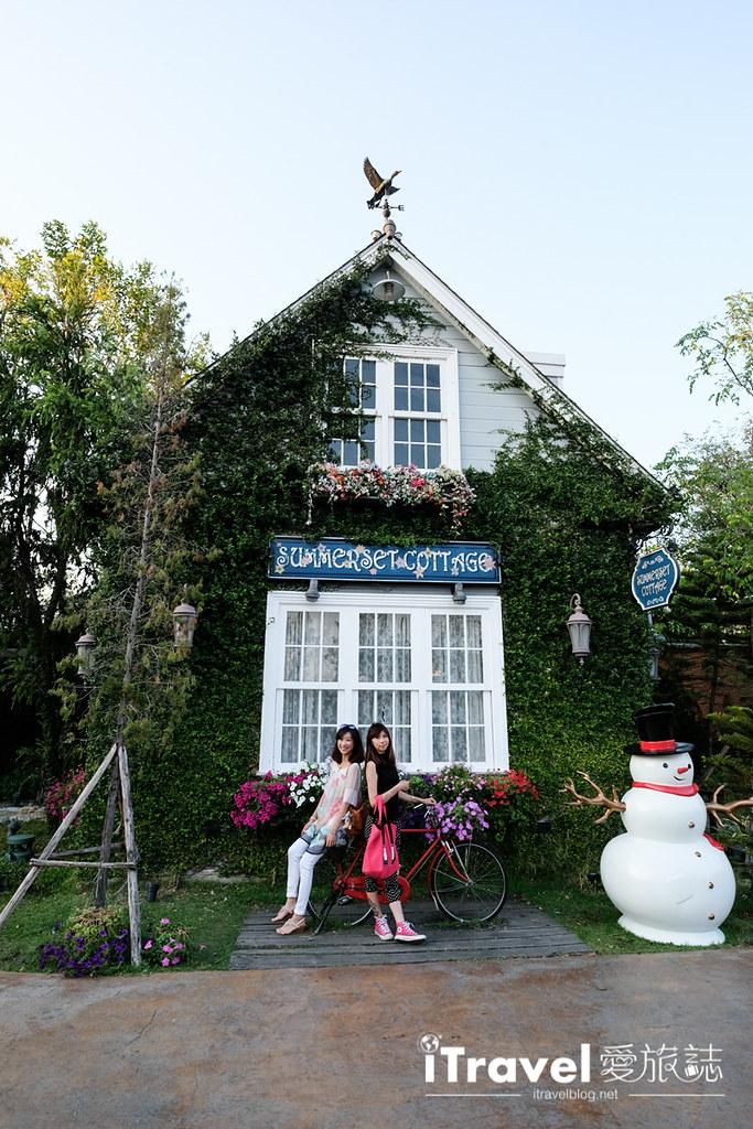 曼谷景点餐厅 巧克力村餐厅Chocolate Ville (23)